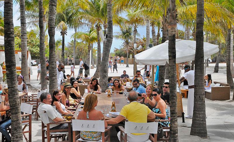 Nikki Beach Miami Sunday Brunch