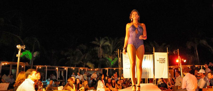 Nikki Beach Fashion Show Miami