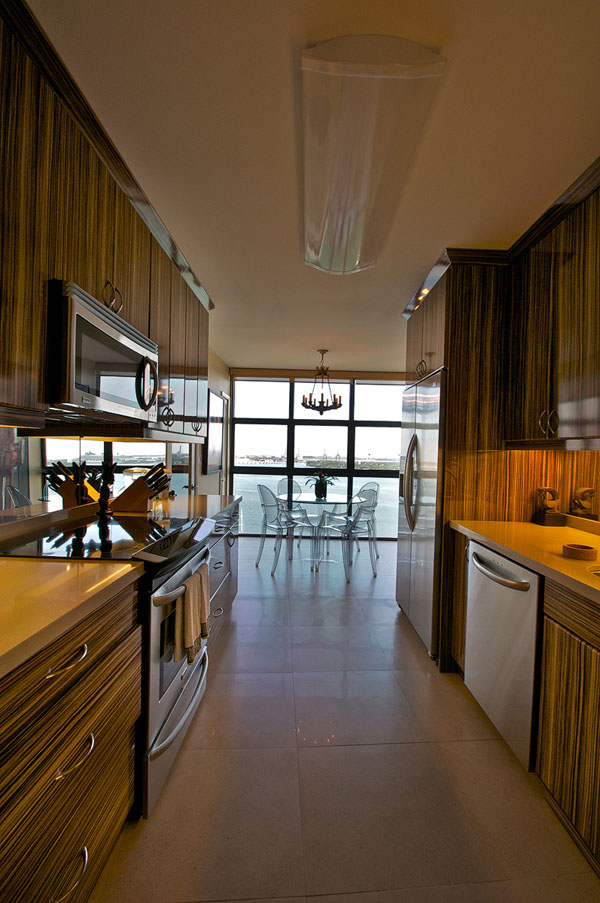Venetian Apartment kitchen