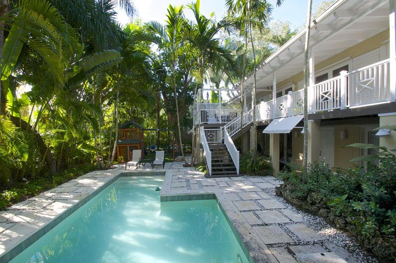 Miami Luxury House Pool