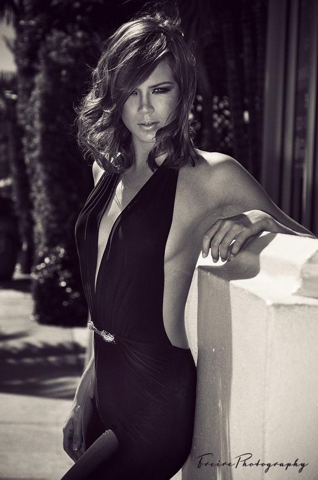 Priscilla Bass Miami Beach Fashion