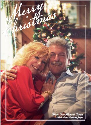 Jane Christmas card