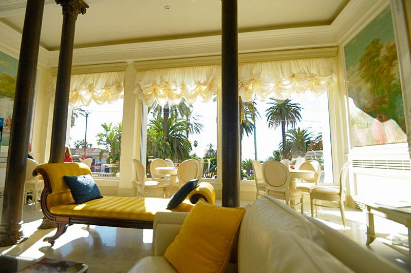 Hotel de Paris Sanremo lobby