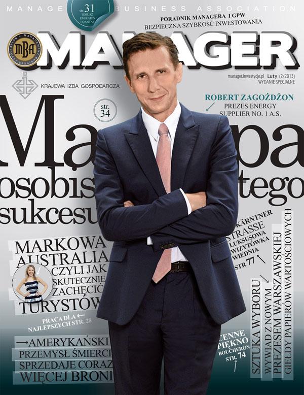 professional portrait magazine cover