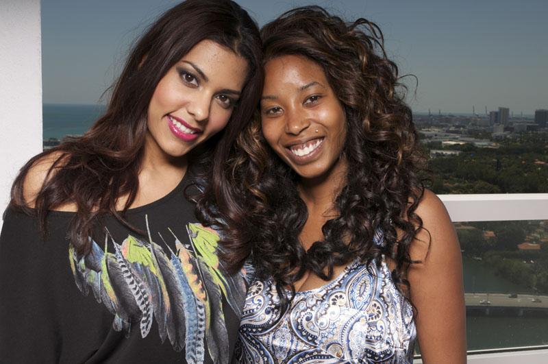 Rebecca Mendez and MuChacha