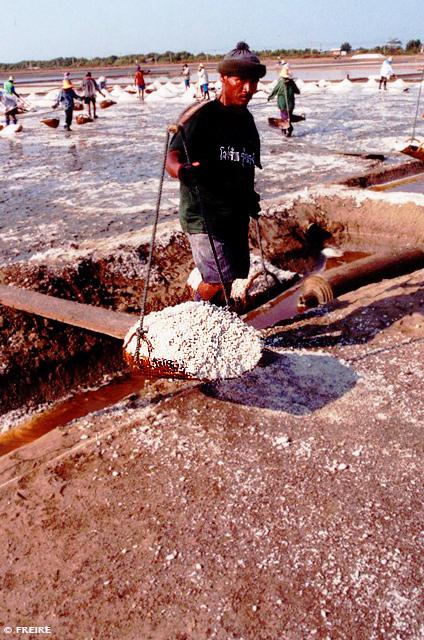 how we get a salt Thailand