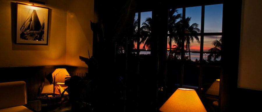 pierres restaurant islamorada sunset view