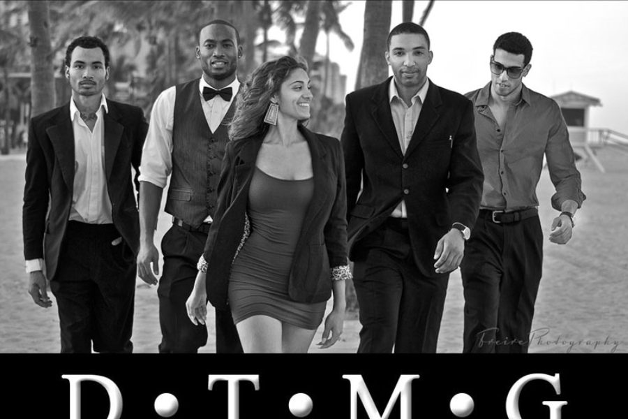 The Dream Team cover photo