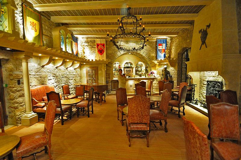 The Bar du Chateau