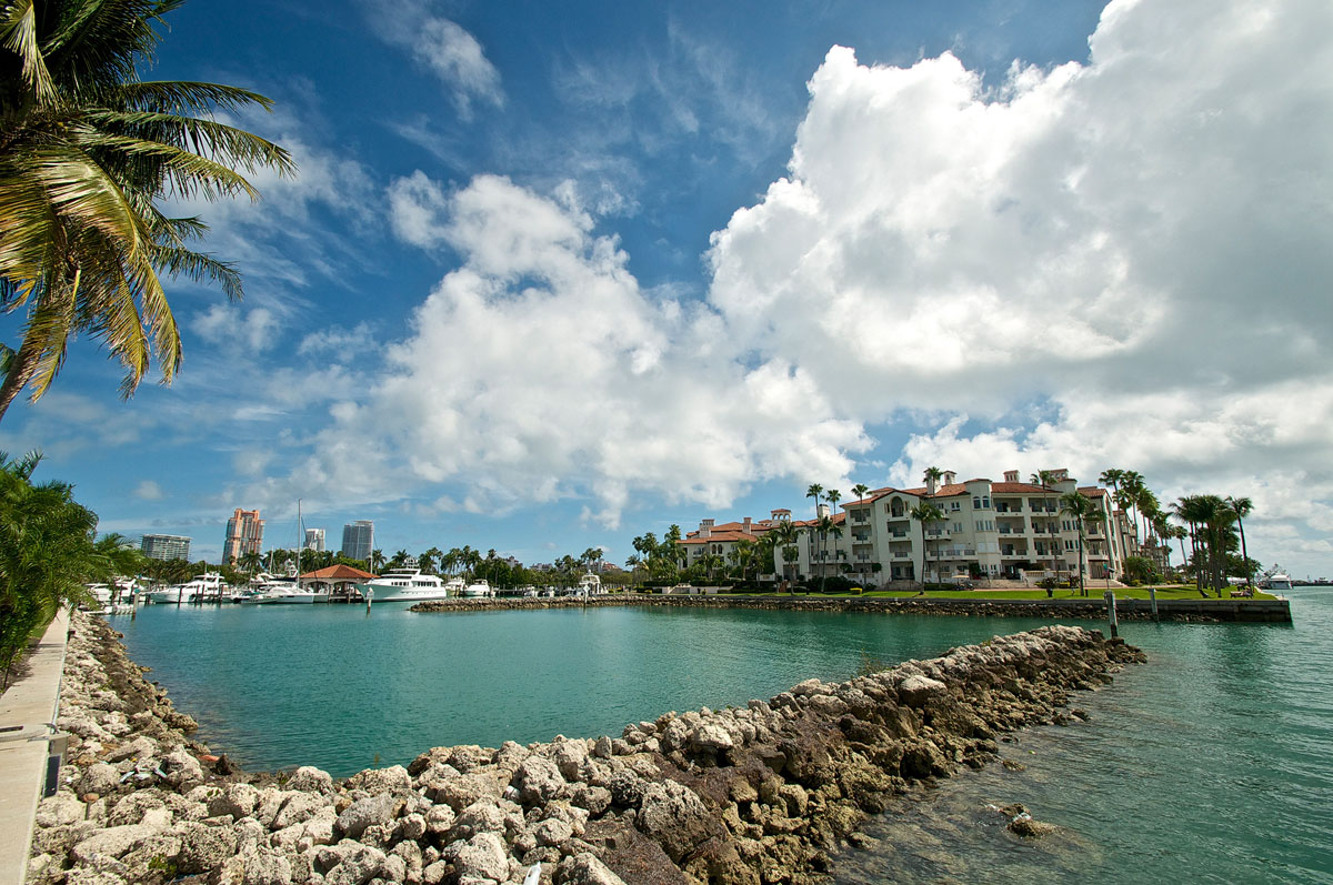 Fisher Island Marina