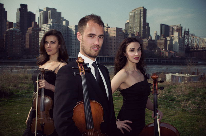New York Virtuosi Ensamble Portrait