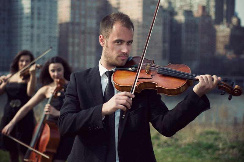 New York Virtuosi Photo Session