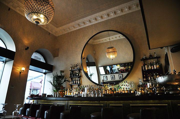 Marrakech Bratislava interior photo