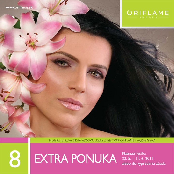 Oriflame Flyer 05/2011