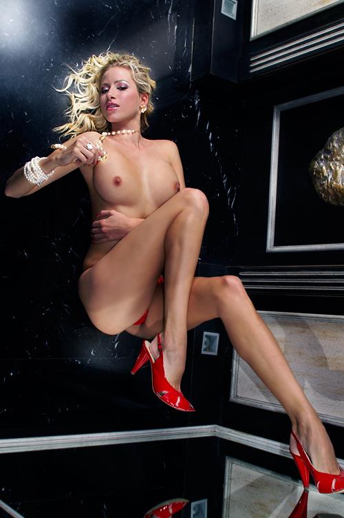Peetia Kubatova for Playboy