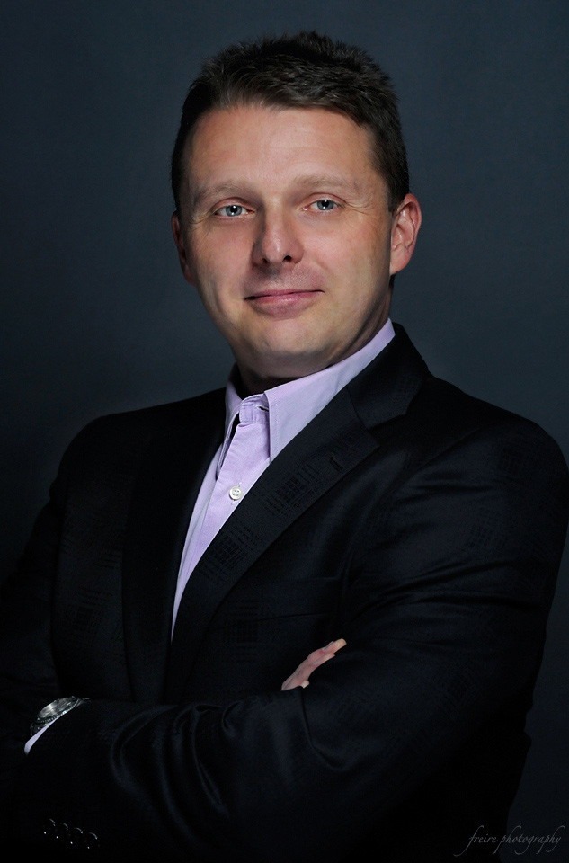 Peter Groidl professional portrait
