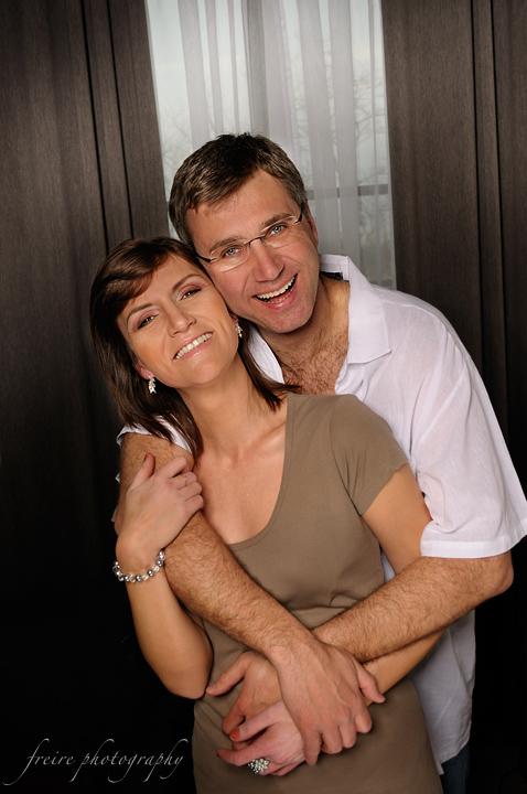 Roman Talaš s manželkou
