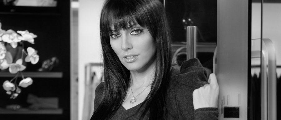 Magda Šebestová pre Exclusive Magazine