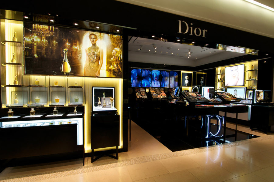 Dior Saks Fifth Avenue Bal Harbour