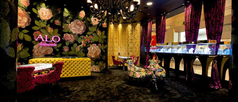 Alo Diamonds new boutique in Miami