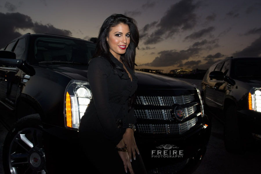 Bianca Acosta Exotic Luxuries of Miami