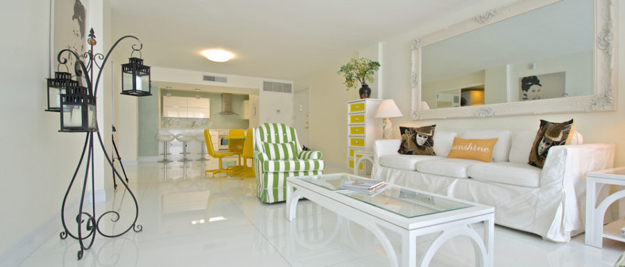 Beautiful South Beach Apartment