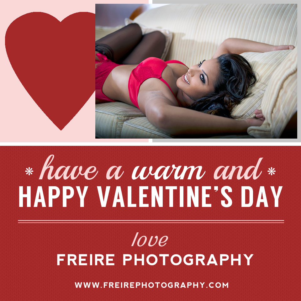 Valentine's Day from Freire Photography Miami