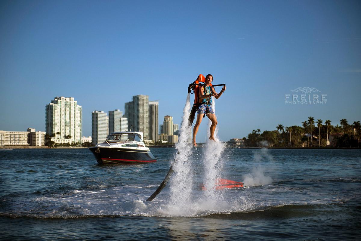 AquaJet in Miami