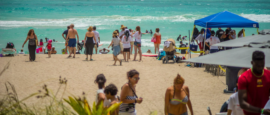 Sole on the Ocean hosting Surfers Healing 2014 in Miami