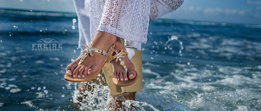 ocean capri sandals