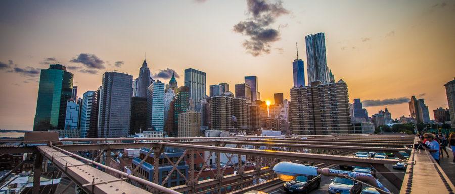 Brooklyn Bridge, Manhattan