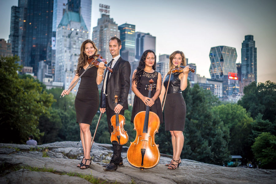New York Virtuosi in Central Park