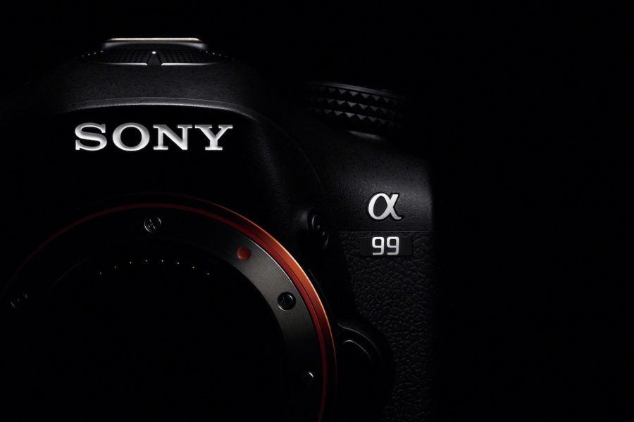 pro photographer uses sony