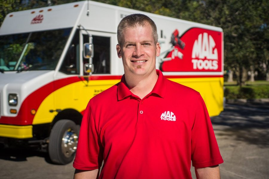 MAC Tools Franchise Campaign Photoshoot