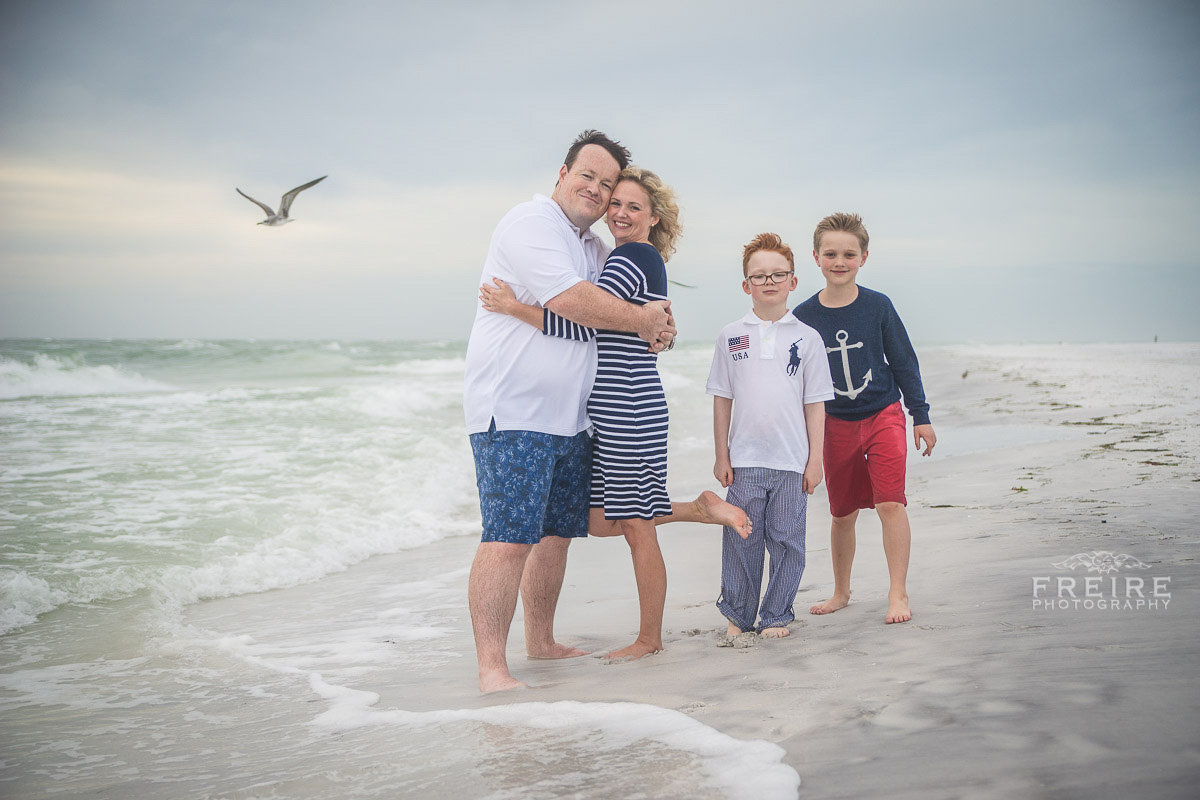 Anna Maria Island Family Photo Session