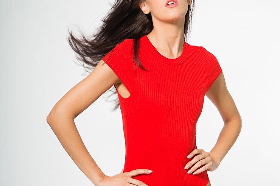 Miami model test shoot blog