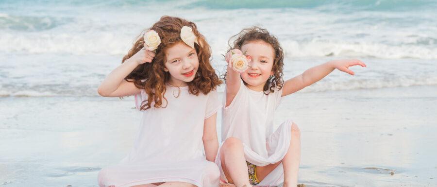 Family Photos at the Golden Beach Miami
